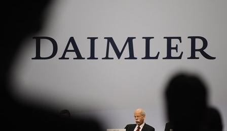 Daimler wants to buy BAIC rights and expand its share in China
