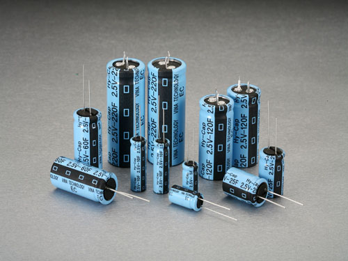 Capacitor industry development must cater to market demand