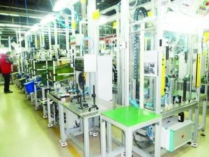 "Changchun mold industry ""cluster"" market"