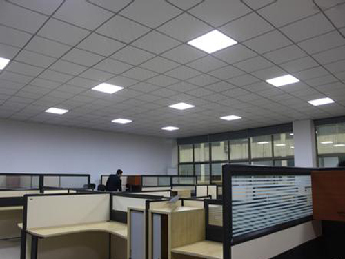 Shelling from commercial lighting