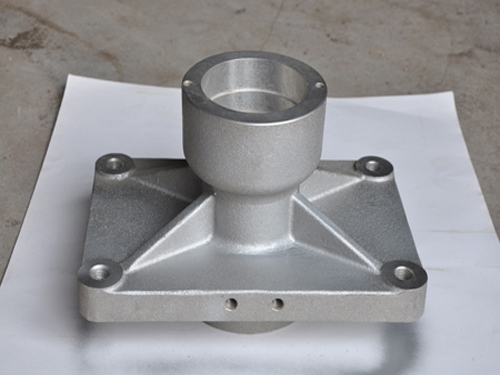 China's domestic aluminum alloy die casting production climbed