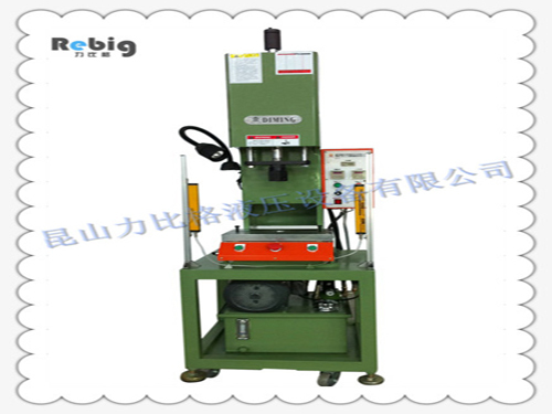 Energy-saving and environmental protection weapon - small hydraulic press