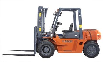 Some Suggestions on the Development of Forklift Industry