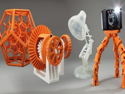 China's 3D Printing Applications Accelerate Capacity Expansion