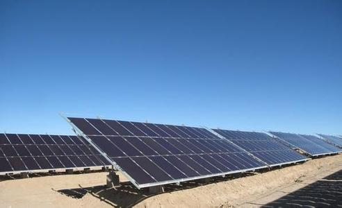 Overcapacity leads to photovoltaic recovery
