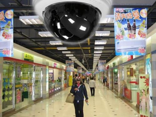 Analysis of Demands and Solutions for Video Surveillance in Shopping Malls