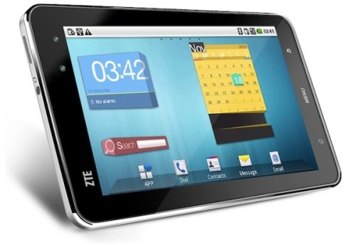 Domestic Tablets enter the European market