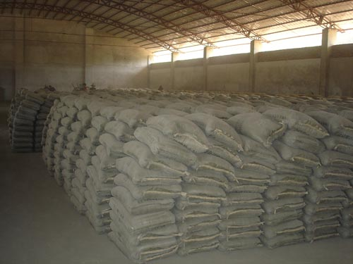 Next year, the pressure on new cement production capacity will be eased