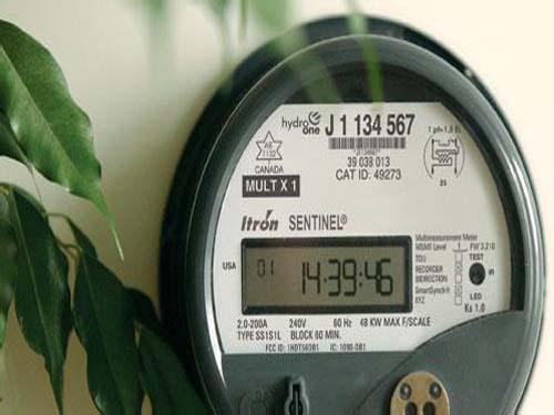 German sample of smart meter system
