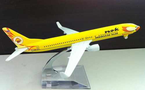 What are the types of resin aircraft models?