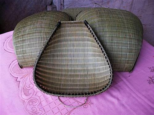 Anyue Gao Sheng's bamboo braid