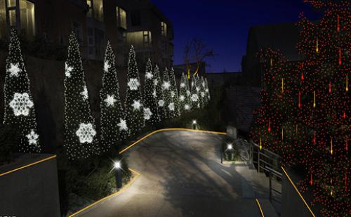 Landscape lighting industry development prospects