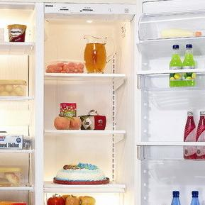 Refrigerator is not as big as space