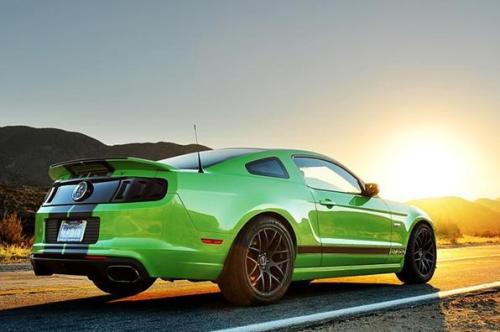 Ford abandons the Chinese name of Mustang