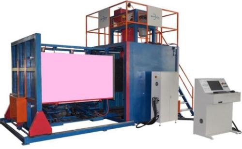 An eco-friendly PU sponge foaming equipment