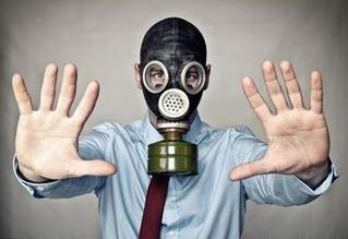 Learn about gas masks and air respirator wear