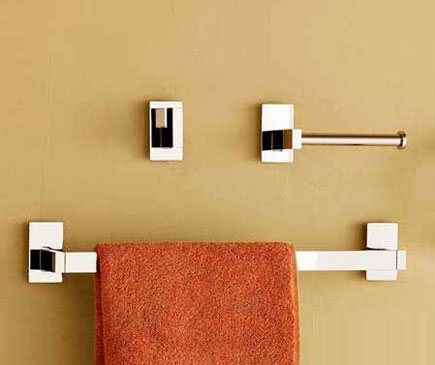 Bathroom hardware industry is caught in the development cycle