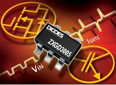 Diodes Pushes High Current Gate Driver Reduces Switching Loss Simplifies Circuit Design