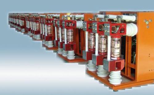Vacuum circuit breaker model and function