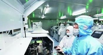 National Star Optoelectronics enters the LED chip is not optimistic about the stock price fell
