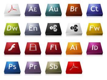 Adobe's second quarter net profit of 76.5 million US dollars
