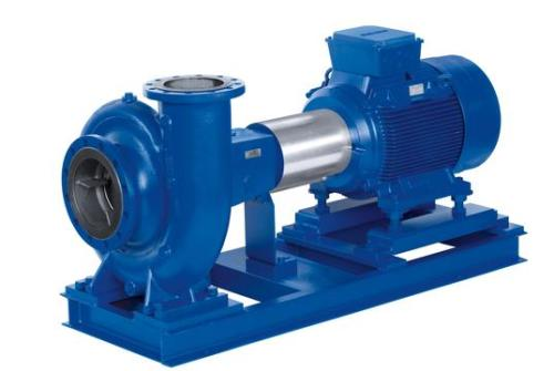Future stainless steel pump will replace cast iron pump
