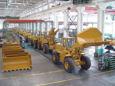 The third quarter machinery industry stabilized