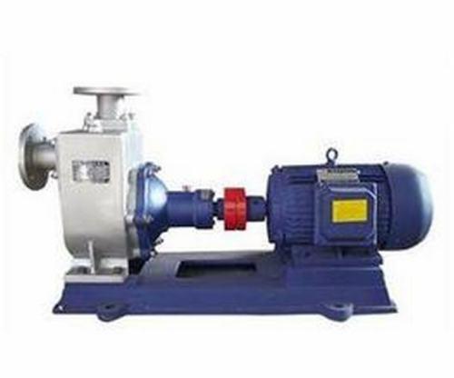 The characteristics of sewage pump