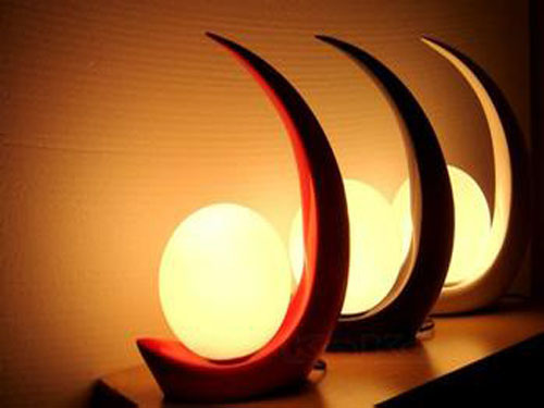 Do you really choose bedside lamps?