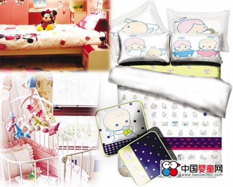 The baby textile market prospects can be expected