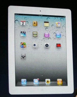 iPad 2 listed in Hong Kong in April Apple's new main price war