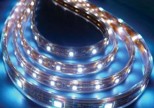 LED lighting large rural market development space exploration