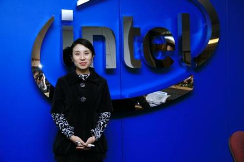 Interview with Intel's Marketing Director Zhang Yiyi