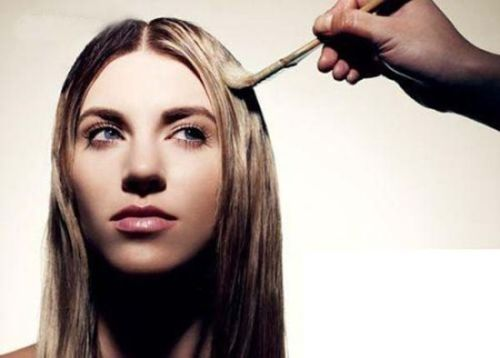 Dangerous hair dyeing Allergies need to be cautious