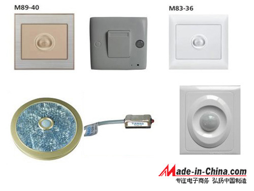 The principle of infrared sensor switch and its application