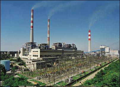 Jiangxi thermal power project put into operation