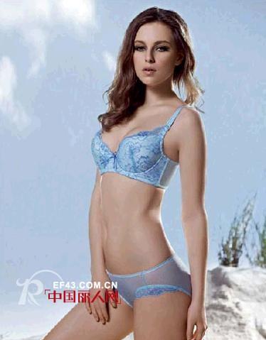 雅歌莉品牌内衣 内衣世界里展现极致的美丽