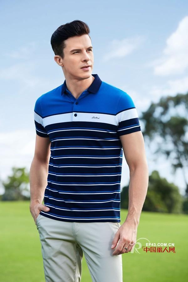 中年男士选POLO衫喜欢什么颜色 Polo衫搭配中裤可以吗