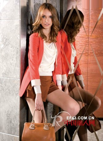 柏丽茵时尚女装 散发无尽的魅力