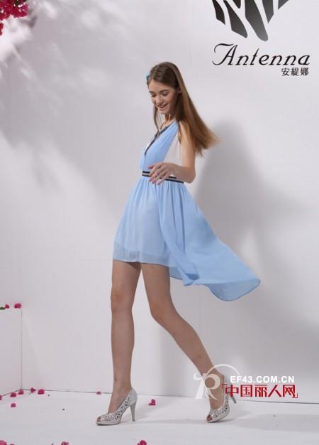 2015春夏流行什么样的连衣裙款式