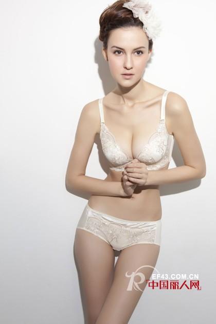珍妮花内衣 展现女人无限光彩