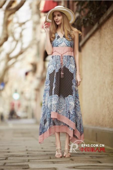 法国恭黛时尚女装 再次亮相第十三届深圳服装展