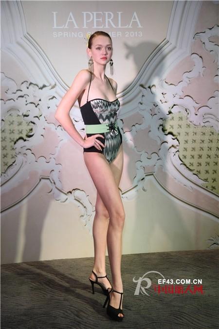 LaPerla时尚内衣 性感而不失神圣,亮丽而不乏清新可人