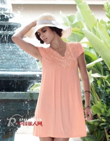 悠仙美地家居服   国际品质引领家居服时尚风潮