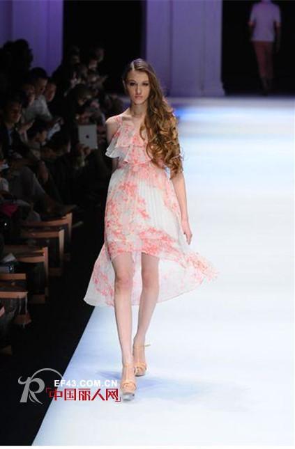 VISCAP维斯凯女装2013春夏新品系列抢先看