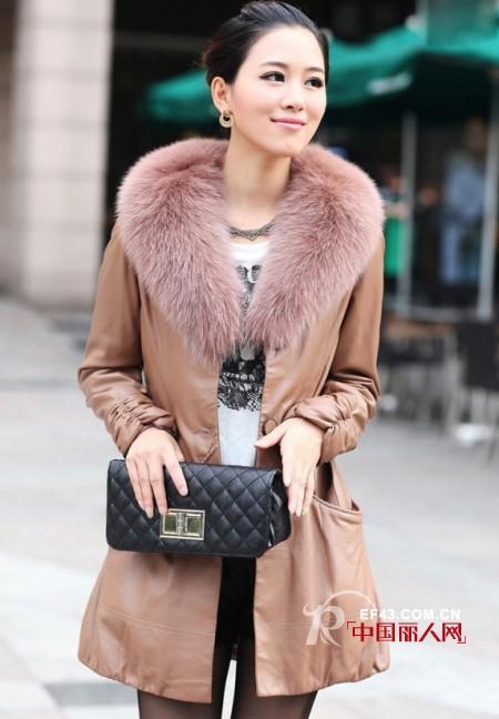 江南人家为优雅的都市女性增添自信