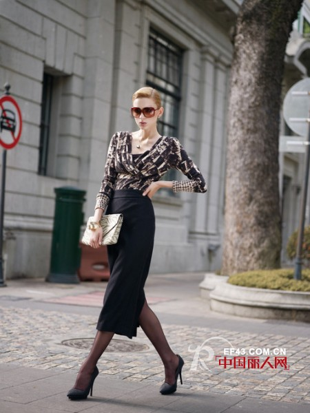 AVIVI品牌女装 高贵典雅打造国际优质品牌