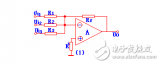 What are the characteristics of the reverse and the same direction summing amplifier circuit?