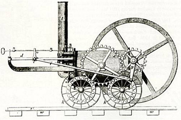 Who invented the first car is not what you think