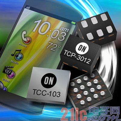 ON Semiconductor Introduces Tunable RF Components for Smaller Smartphones